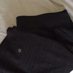 "Other - LULULEMON 9"" gray linerless shorts!"